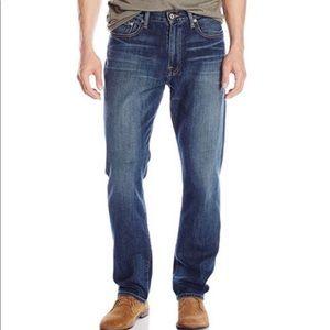J.Crew straight leg jeans 34/32
